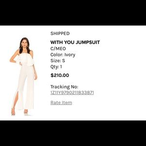 Revolve With You Jumpsuit